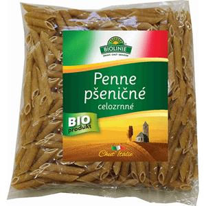 PRO-BIO, obchodní společnost s r.o. BIOLINIE Penne pšeničné celozrnné BIO 500 g