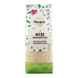 PRO-BIO obchod.spol. s r.o. Rýže dlouhozrnná bílá BIO PROBIO 500 g