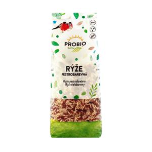 PRO-BIO obchod.spol. s r.o. Rýže pestrobarevná BIO PROBIO 500 g