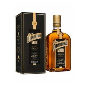 Cointreau Noir Orange Liqueur 40% 0,7L