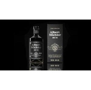Albert Michler Distellery Albert Michler Jamaica Dark Rum 40% 0,7l