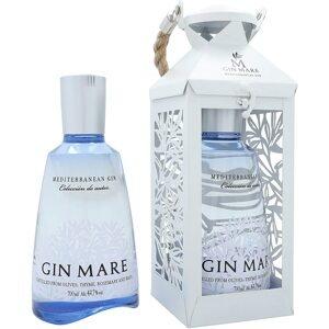 Gin Mare 42,7% 0,7 l v dárkové lucerně