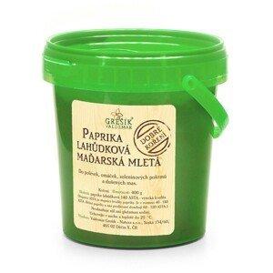 Paprika lahůdková maďarská mletá 400 g KBELÍČEK