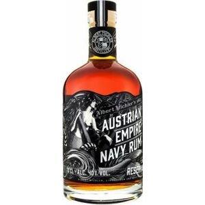 Albert Michler Distillery Austrian Empire Reserva 1863 40% 0,7l v tube
